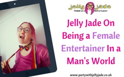 Jelly Jade on Being a Female Entertainer in a Man's World