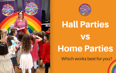 Hall Parties vs Home Parties – Which One Suits Your Party Needs?