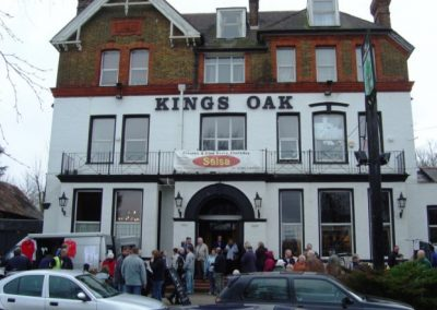 Kings Oak Hotel