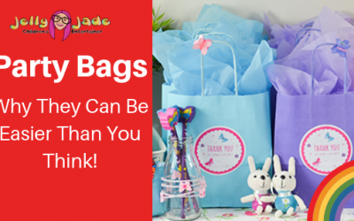 Party Bags: Why They Can Be Easier Than You Think!