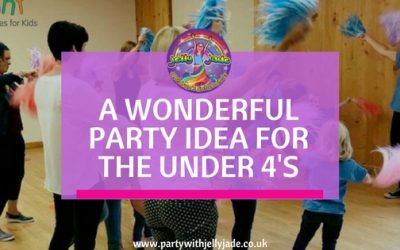 A Wonderful Party Idea for the Under 4's