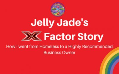 Jelly Jade's X Factor Story