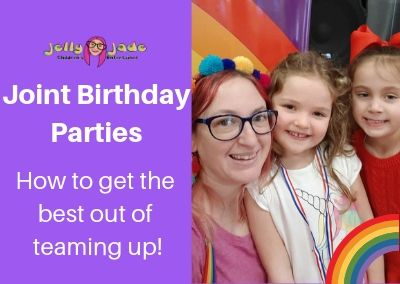 Joint Birthday Parties – How to Get The Best Out of Teaming Up