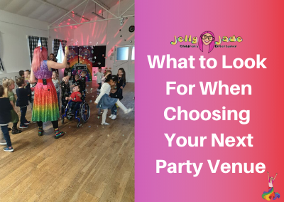 What To Look For When Choosing Your Next Party venue